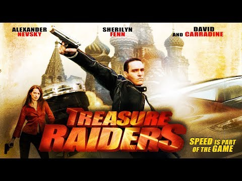 A Race To Hidden Treasure! -