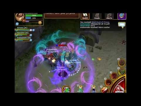 Arcane Legends - Ancient Mariner Reef (Elite Captain Hately)