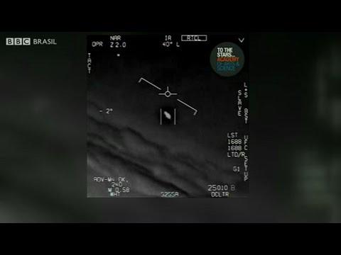 Download EUA divulgam vídeo de avistamento de óvni e admitem programa secreto de US$ 22 milhões