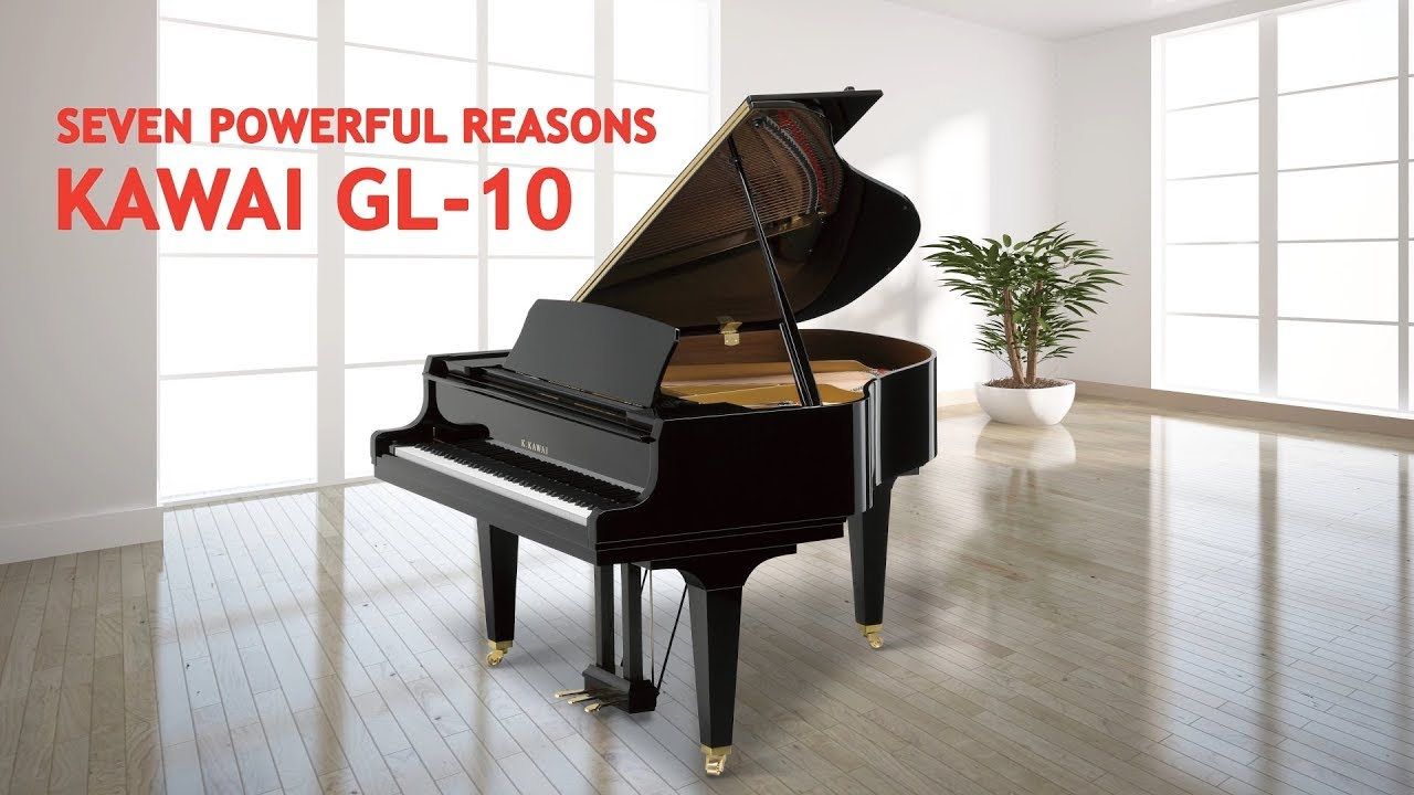 Kawai GL-10 Baby Grand Piano: 2016 Global Music Industry Product of the Year