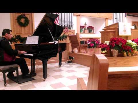 Pipe Organ piano duet.