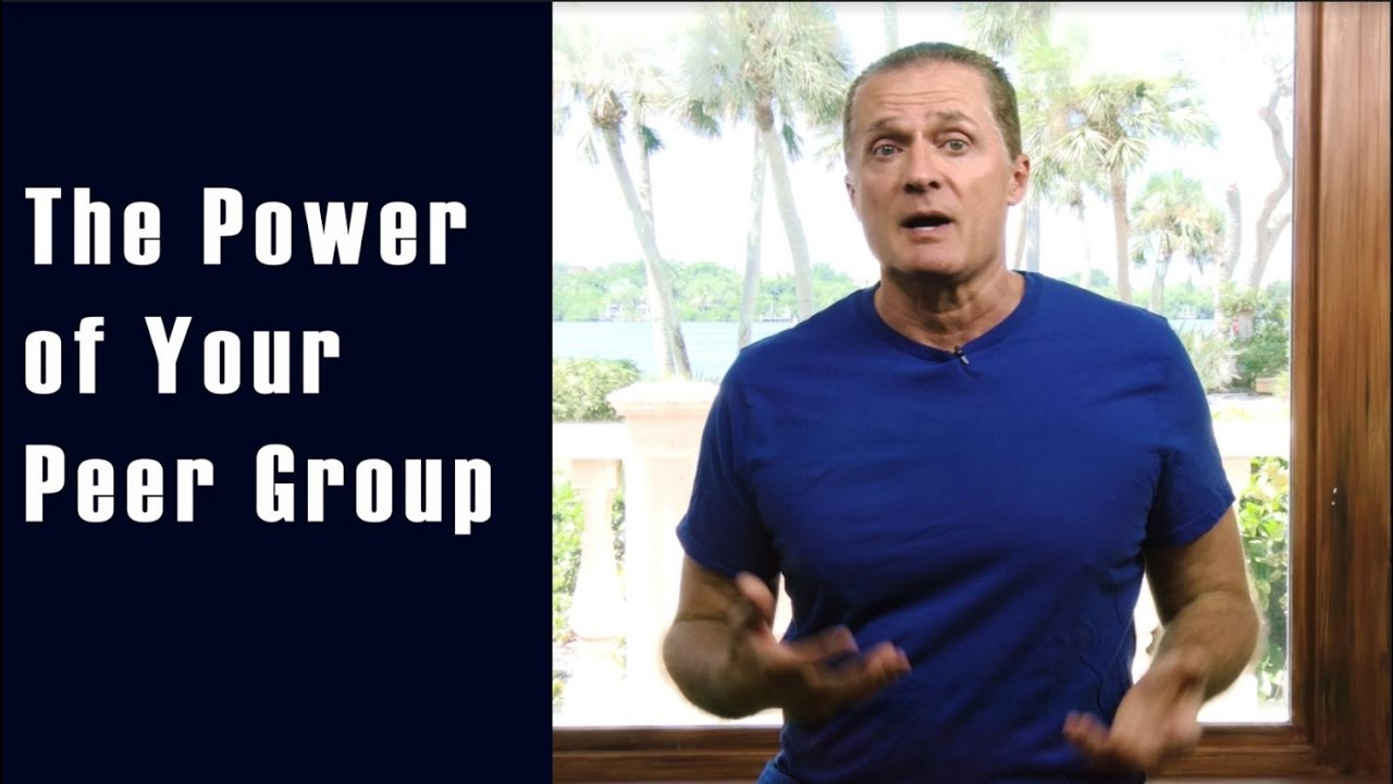 The Power of Your Peer Group With Rod Khleif