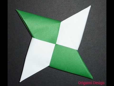 HOW TO MAKE PAPER STAR    NEW ORIGAMI PAPER STAR    EASY ORIGAMI PAPER STAR