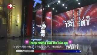 Cau be Mong co voi bai hat Mother in The Dream (Giấc mơ về mẹ ) - Phu de tieng viet.mp4