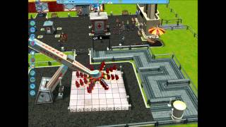 rollercoaster tycoon 3 gameplay