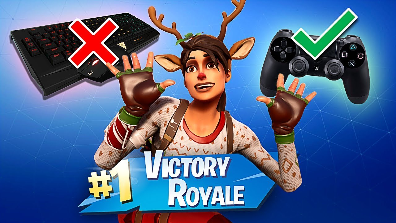 pc fortnite but with a controller aim assist is too op - fortnite auto aim pc