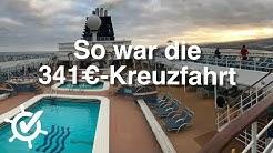341-Euro-Kreuzfahrt - So war es auf der Horizon von Pullmantur Cruises ⚓️