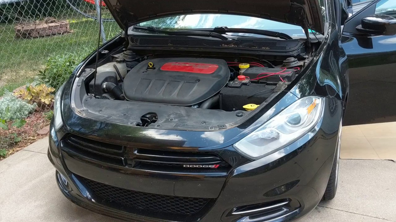 small resolution of 2013 2015 dodge dart running wiring through firewall