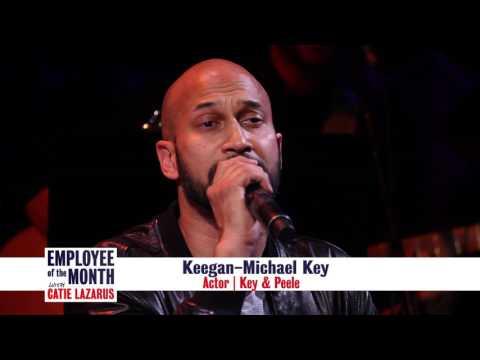 Keegan-Michael Key Sings First Time Hopefully Not the Last