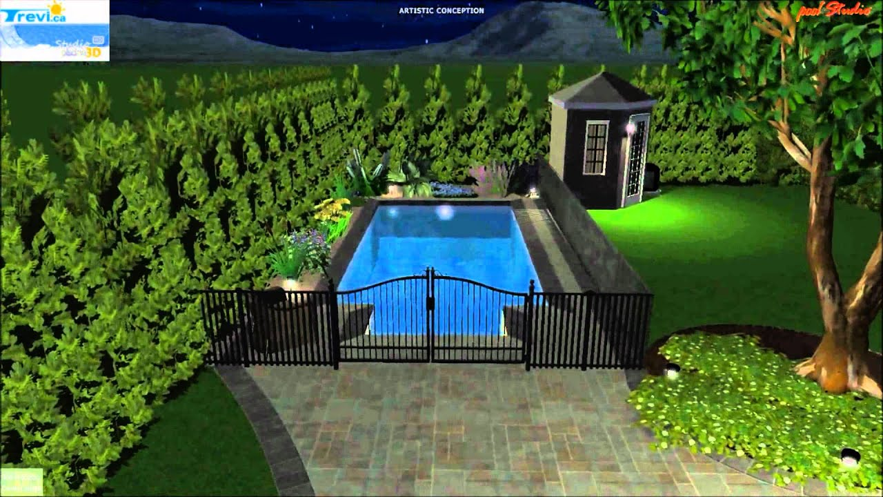 Trevi 2012 j fracasso fuzion finlandaise 12 39 x24 for Trevi pools