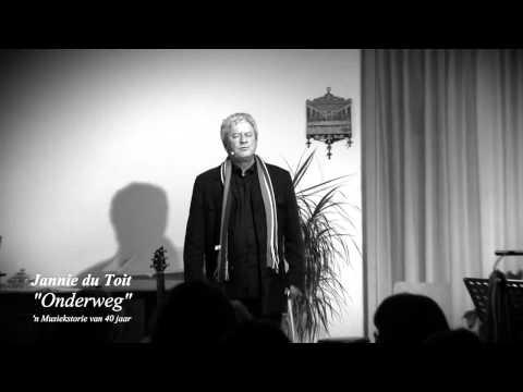Die Suid-Afrikaanse Volkslied -Jannie Du Toit