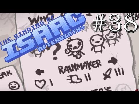 RAINMAKER NAJFAJNIEJSZA POSTAĆ! | The binding of Isaac Afterbirth+ #38