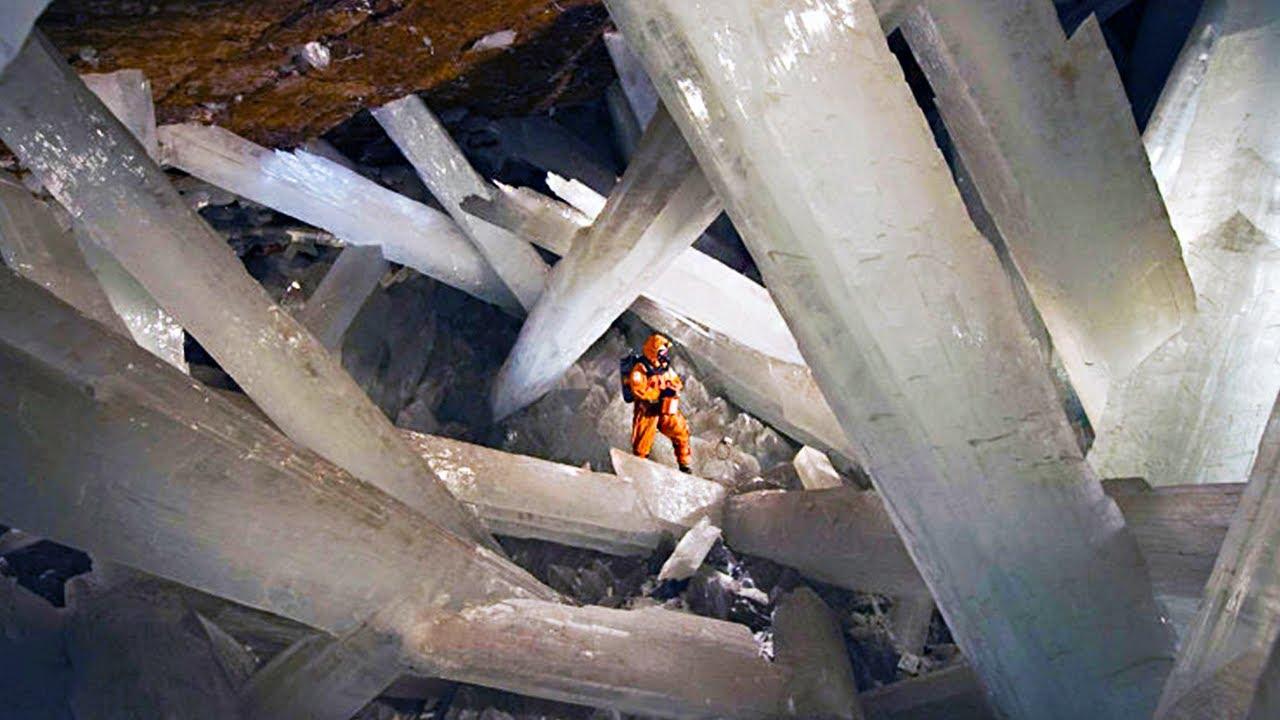 Download Les GROTTES les plus INCROYABLES AU MONDE   La grotte aux cristaux, Son Doong, Glowworm Caves