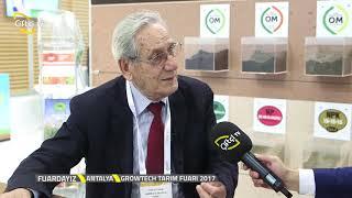 Toros Tarım / Growtech Fuarı 2017 - Antalya - Çiftçi TV