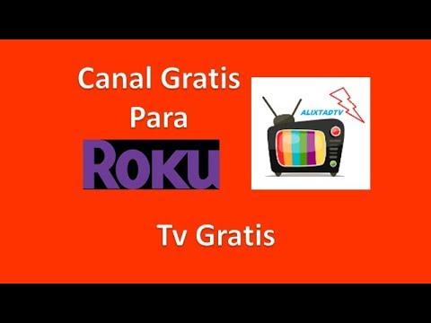Canal Gratis para Roku!! / TV en vivo / canales premium /