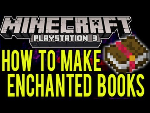 Minecraft Playstation Tutorial