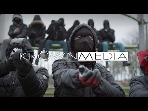 (#Crash'O) KM - Armed & Dangerous [Music Video] (4K) | KrownMedia