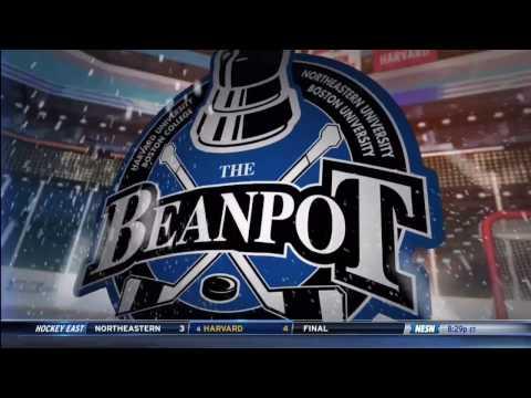 Boston University vs. Boston College - Beanpot Goal Highlights - 02/06/2017