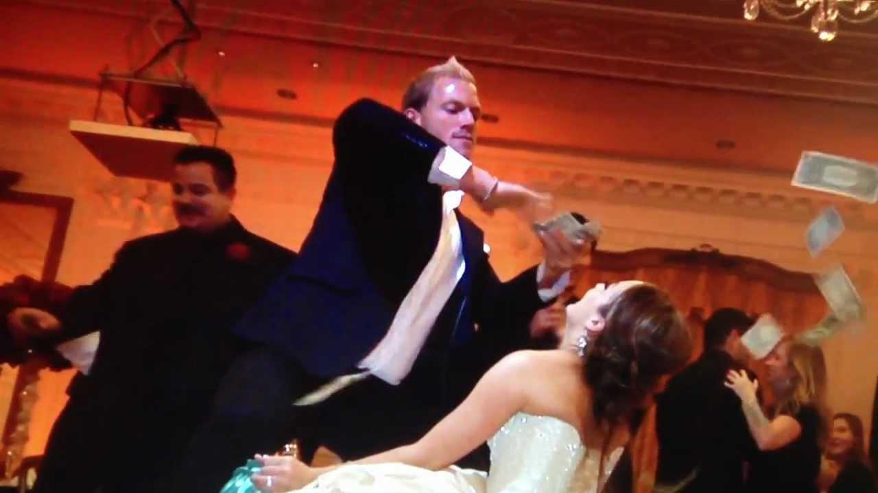 Money Dance Wedding.Best Wedding Money Dance Ever
