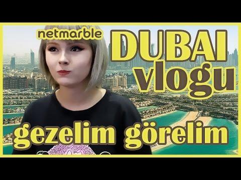 MELODİ DUBAİ'Yİ YİYOR - Netmarble Dubai'de! #MEFCC