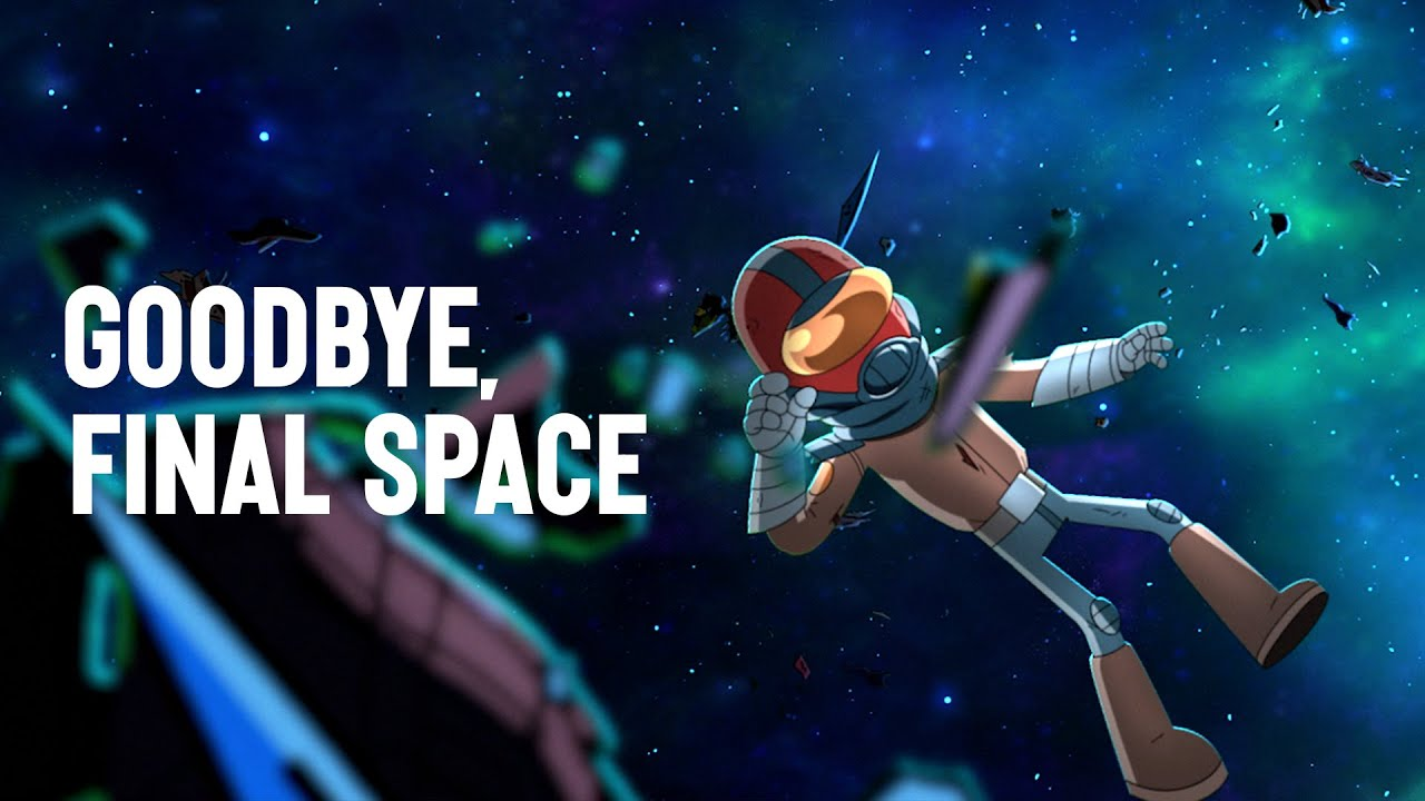 Download goodbye final space