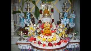 Lakshmi pooja decorations