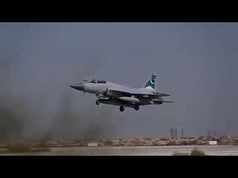 Pakistan Air Force Jets Arrived in Saudi Arabia for gulf shield 1 joint exercises-2018