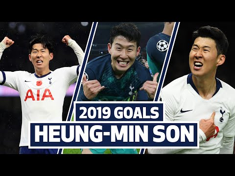 ALL OF HEUNG-MIN SON'S 2019 SPURS GOALS!
