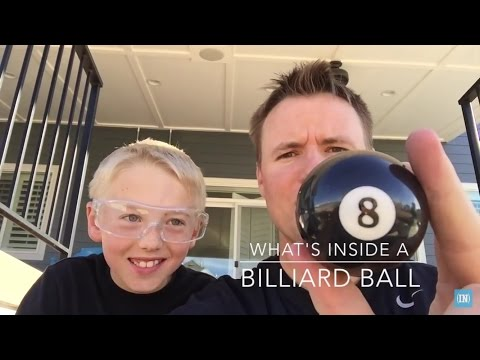 What's inside a Billiard Ball?