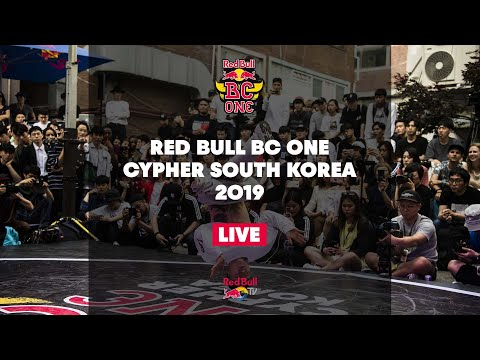 LIVE: Red Bull BC One Cypher South Korea 2019