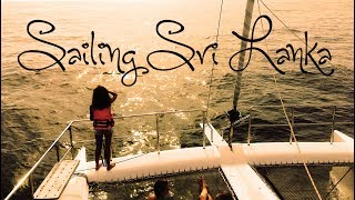 EP 01 - About us + sailing in Sri Lanka - Sailing SV East of the Sun