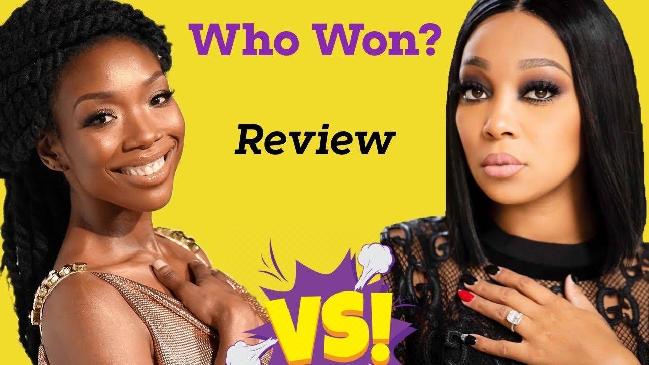 Brandy vs Monica: Who Won? Review