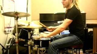 Peter Tosh- Legalize It (Reggae Drum Cover)