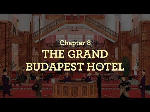 The Wes Anderson Collection Chapter 8: The Grand Budapest Hotel