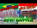SOUND BRAZIL VS SOUND INDONESIA  CARRETA TREME TREME/STROM