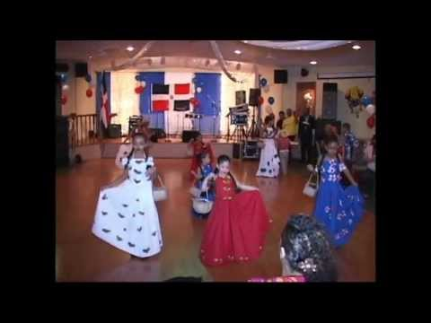 CAHFT TV Presents Carib Scene - 2012 Dominican Republic 168th Independence Celebration