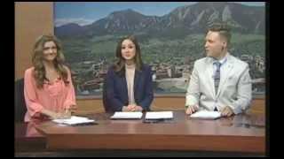 CU Boulder Greek Week Spring 2015: Buff-Can Challenge