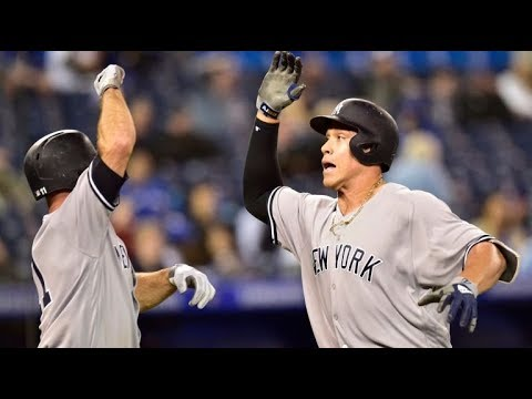 New York Yankees vs Toronto Blue Jays Highlights || June 6, 2018