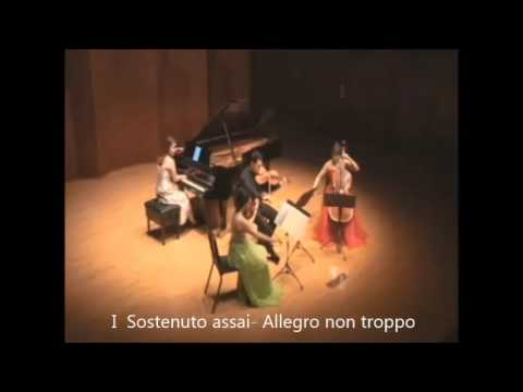 Ensemble Balbam plays Schumann Piano Quartet Op.47