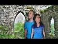 Ref:bFh-_emwxi4 [ exploration ] les ruines d un château fort du moyen-Âge (english subtitles available)
