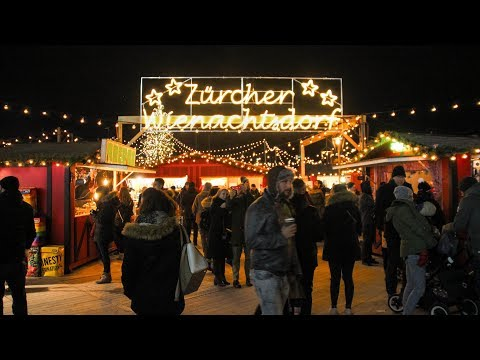 Zurich Christmas Market - Switzerland