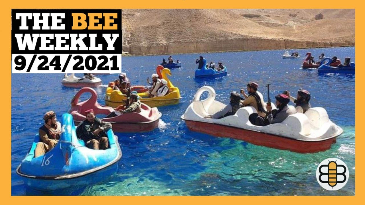 THE BEE WEEKLY: Debunking the 1619 Project and Taliban Paddle Boats