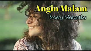 Angin Malam - Broery Marantika lirik