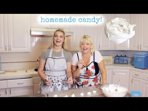 This Candy is INSANE! Homemade Divinity   Rydel Lynch