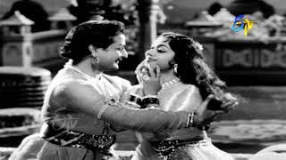 Ainadedo Ainadi Full Video Song   Jagadekaveeruni Katha   NTR   B. Saroja Devi   ETV Cinema