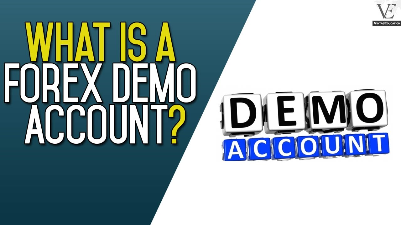 Create forex demo account