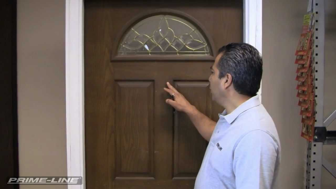 Giant Screen door viewer installation (How-To) & Giant Screen door viewer installation (How-To) - YouTube