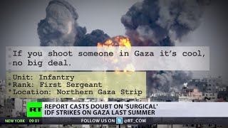 'Breaking Silence': IDF soliders speak out on Gaza operation
