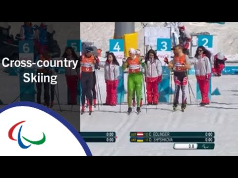 Sprint classic semi-finals/finals |Cross-country skiing | PyeongChang2018 Paralympic Winter Games