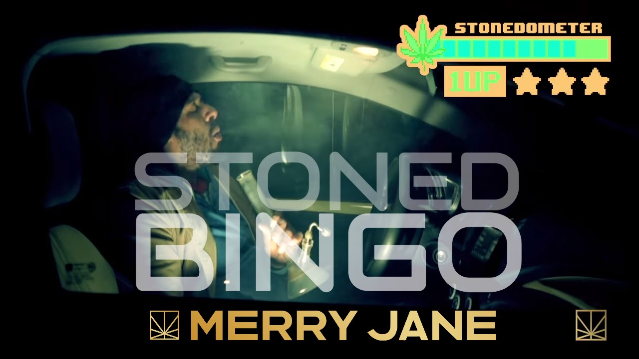 Super High Score: Stoned Bingo